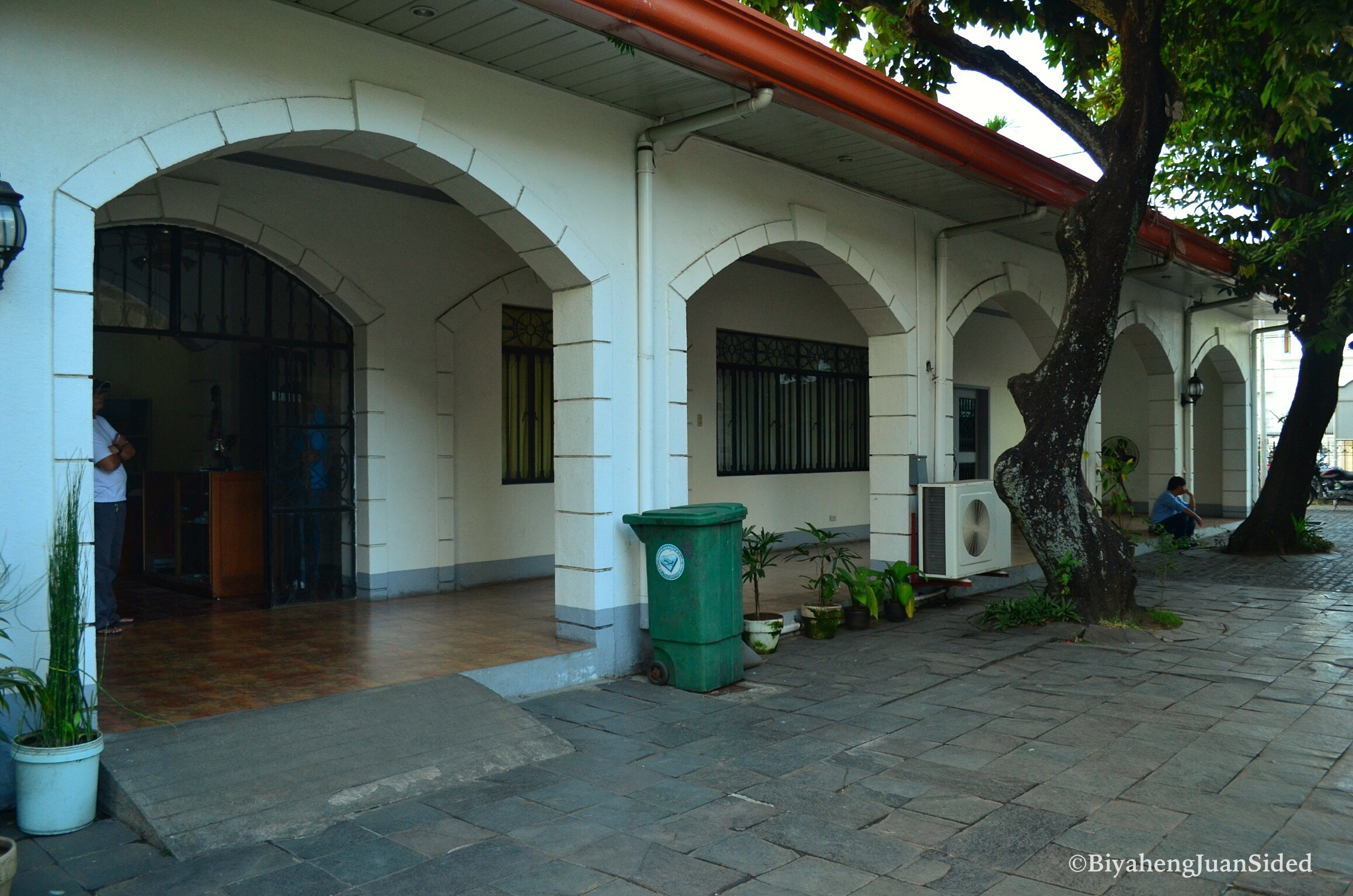 Rizal shrine in calamba city tracking the footsteps of - Philippine post office track and trace ...