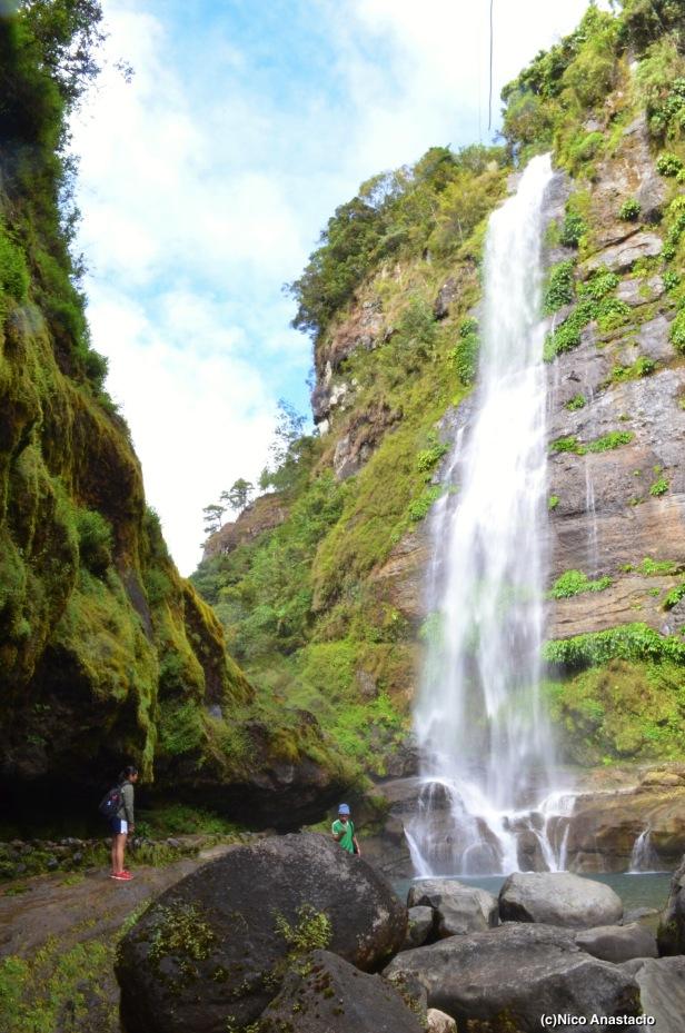 Bomod-ok falls or the big falls