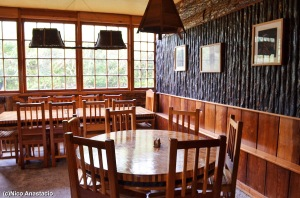 another view of the interior of the Sagada Lemon Pie House