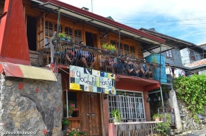 the facade of the Yogurt House