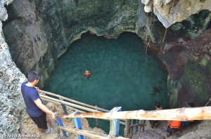Imelda Cave in Marcos Island