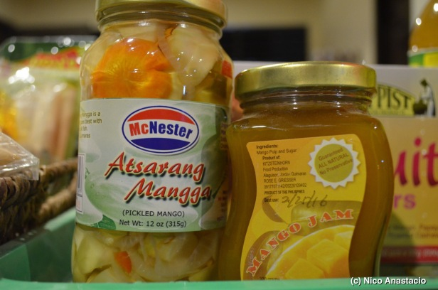 other mango products of Guimaras