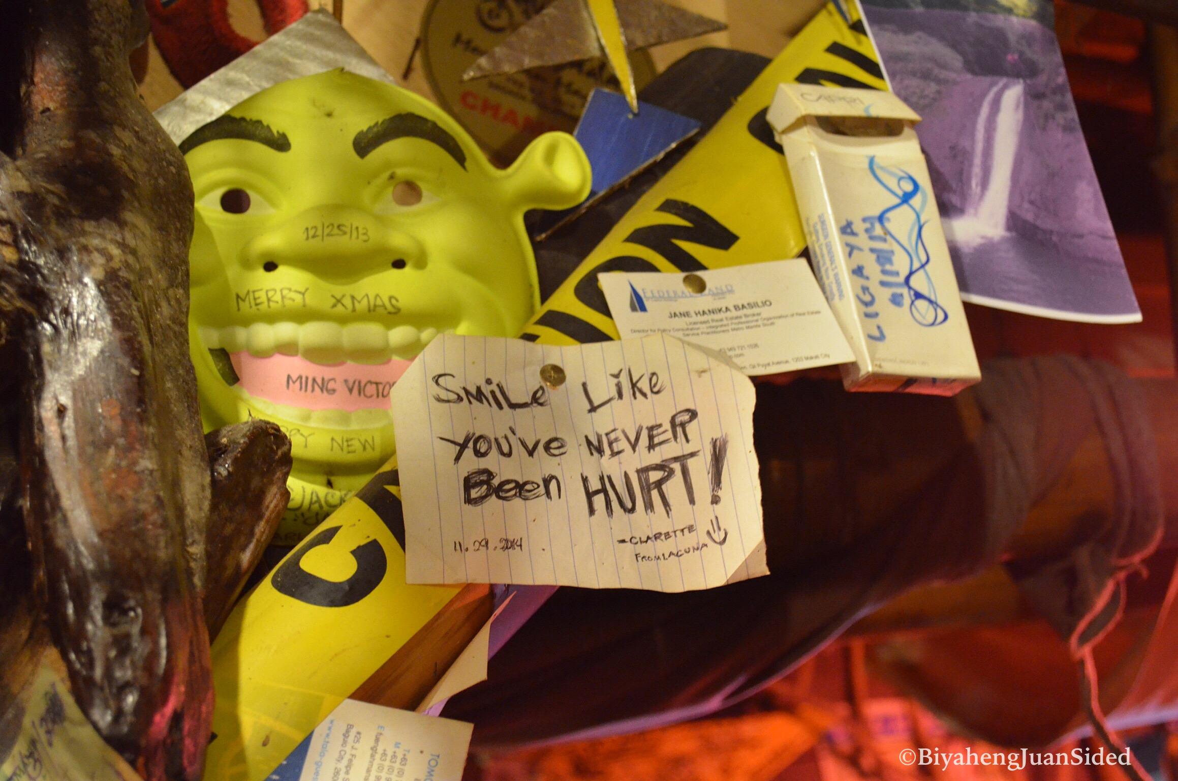 A Cafe where Broken Hearts Go – Biyaheng Juan-Sided