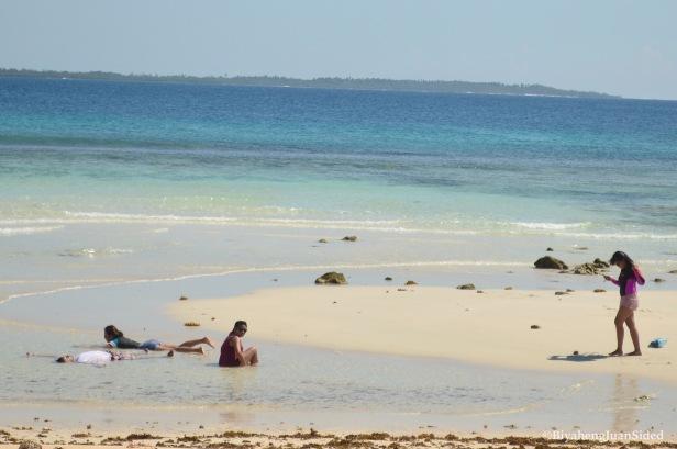 Hagonoy Island Sandbar